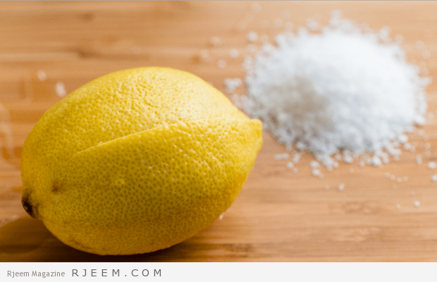 فوائد ملح الليمون - استخدامات ملح الليمون الطبية والجمالية
