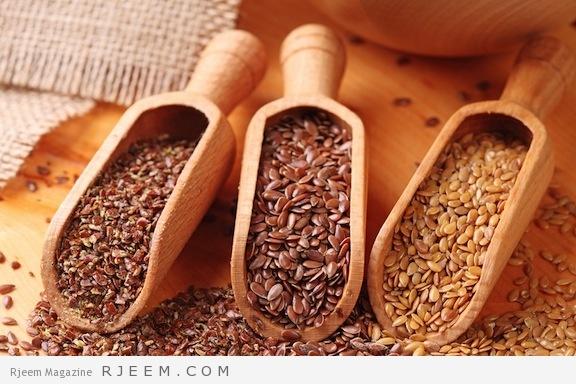 بذور الكتان للتخسيس - اهمية بذرة الكتان لفقدان الوزن