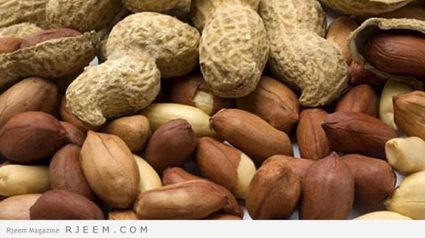 فوائد واضرار الفول السوداني