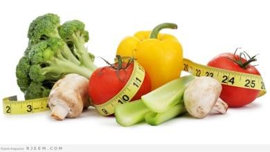 Photo of نصائح لتثبيت الوزن بعد الرجيم