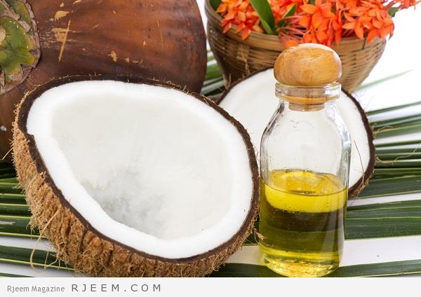 8 استخدامات لزيت جوز الهند للشعر