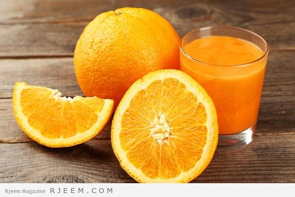 15 فائده صحية للبرتقال