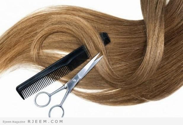 10 طرق لتعطير الشعر