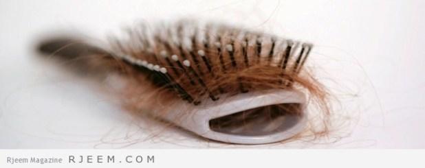 4 طرق لعلاج تساقط الشعر