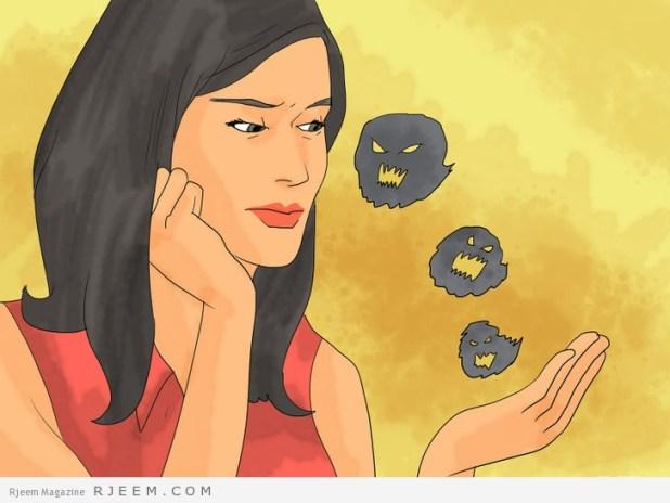 12 طريقة كيف تواجه خوفك