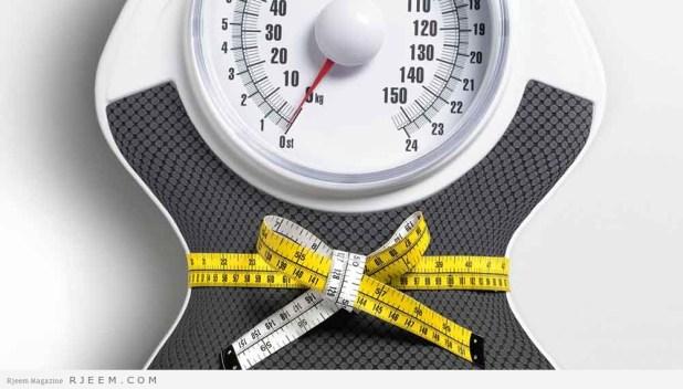 طرق انقاص الوزن بدون رجيم