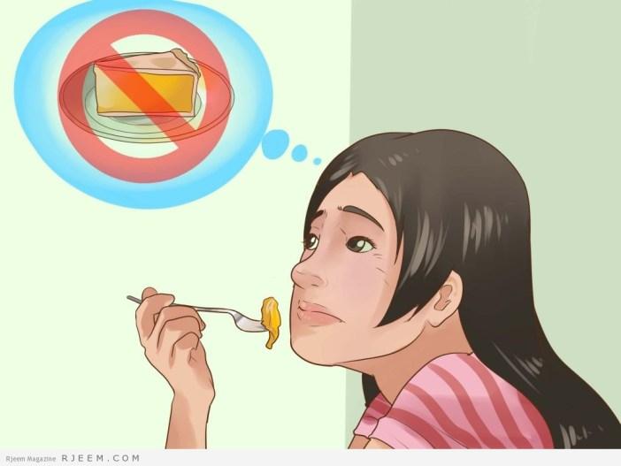 4 نصائح للتخلص من دهون الكرش