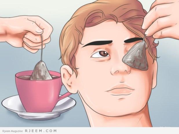 5 وسائل لعيون مشرقة خالية من الهالات السوداء