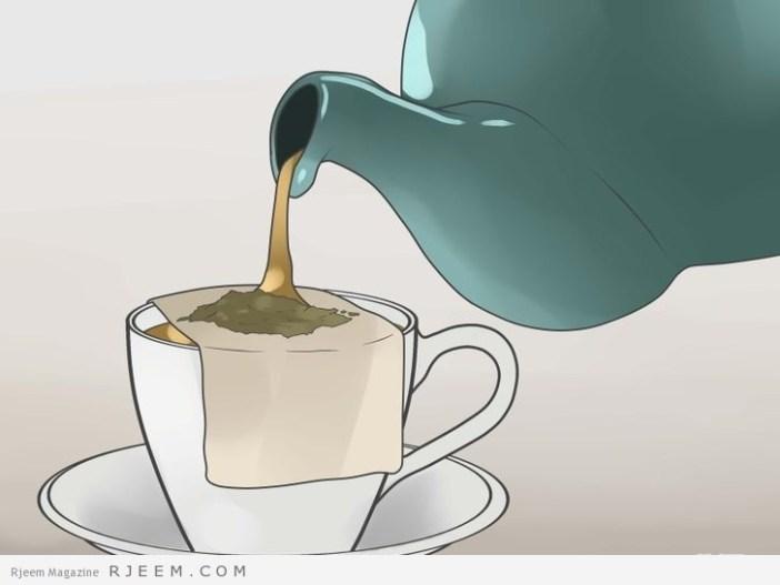 رجيم لخسارة الوزن بالشاي الاخضر والزنجبيل