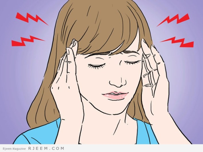 4 علاجات طبيعية لصداع الرأس
