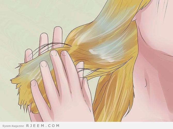 علاج الشعر من التساقط