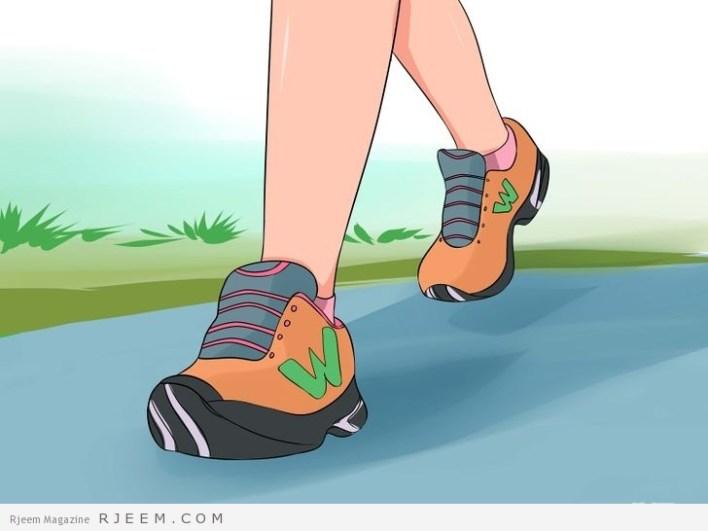 10 فوائد صحية لمشي 30 دقيقة يوميا