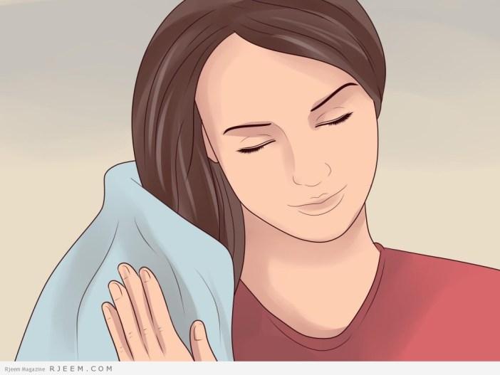 5 طرق للعناية بالشعر الاسود