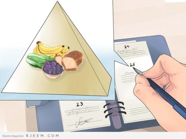 4 حيل لانقاص الوزن بدون رجيم