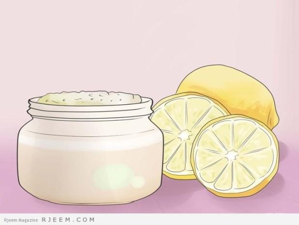 12 خلطة منزلية لتفيح الاكواع