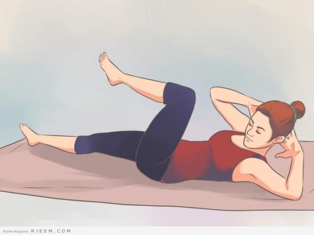 5 طرق فعالة لحرق الدهون