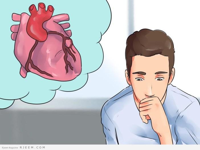 سرعه ضربات القلب اسباب وعلاج