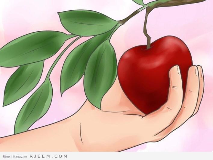 رجيم التفاح لخسارة الوزن في اسبوع