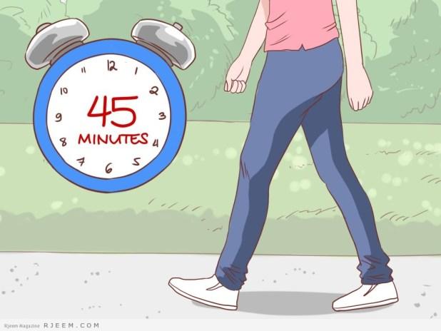 5 حيل بسيطة لتخسيس البطن