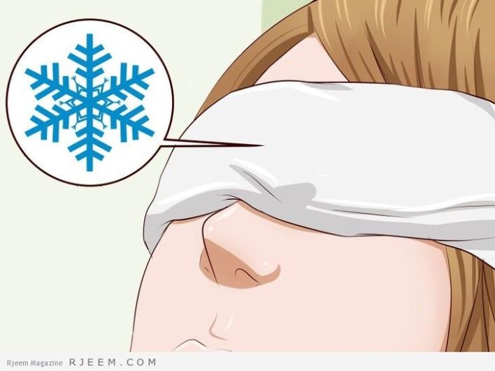 تجاعيد حول العين اسباب وعلاجات طبيعية