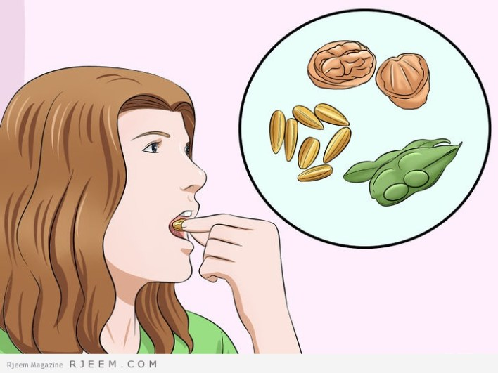 اطعمة تساعد على حرق الدهون