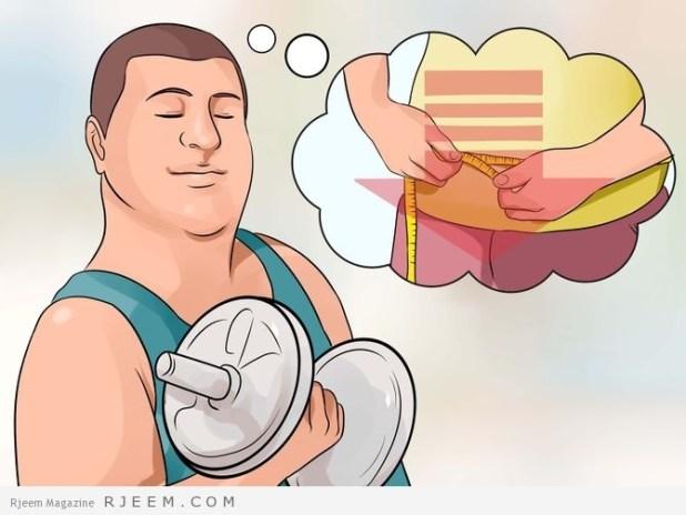 6 اسباب لزياة الوزن