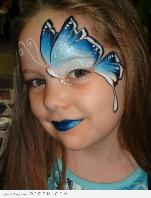 Halloween Face Painting | DIY Halloween Face Painting Ideas For Kids 2014: