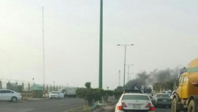 Photo of شاهد: سقوط مروع لسيارةٍ من أعلى جسر الميناء بجدة