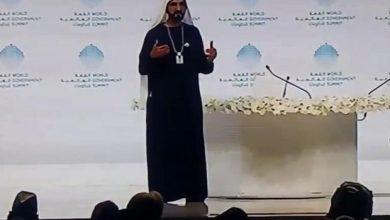 Photo of فيديو: حاكم دبي يكشف ما طلبه القذافي منه قبل مقتله