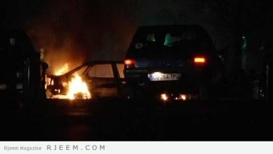 Photo of فيديو: اشتباكات عنيفة في باريس بعد اتهام فرد شرطة باغتصاب شاب