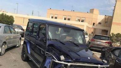 Photo of فيديو:انشغال قائد سيارة بسناب شات يؤدي لحادث مروع مع سيارة قطعت الإشارة