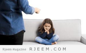 كيف تعاقبي أطفالك بالطريقة الصحيحة