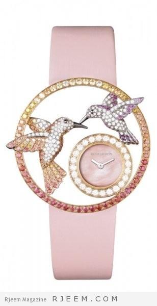 ساعة من Boucheron