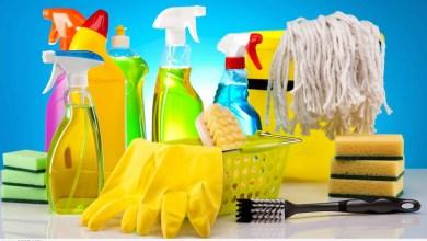 Photo of التعرض لمواد التنظيف بكثرة يسبب سرطان الغدة الدرقية