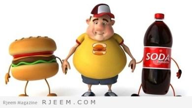 Photo of أطعمة تسبب الالتهابات وتجعلك بدينا