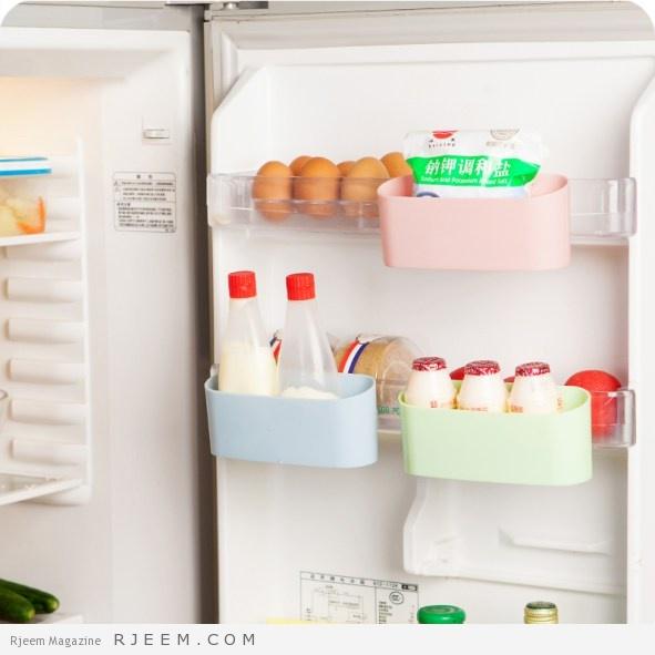 زيرو ميكا.. أفكار سهلة لتنظيم الثلاجة.. طريقة ترتيب الطعام في الثلاجة