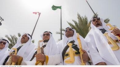 Photo of «الخويا» يثير إعجاب وانبهار الرئيس الأمريكي