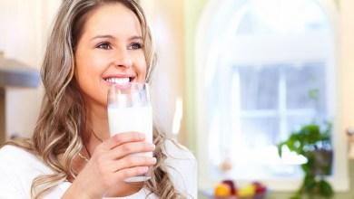 Photo of توقفي عن شرب الحليب في هذه الحالات