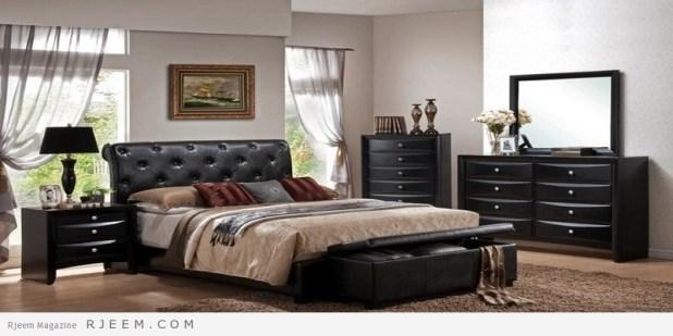 احدث غرف نوم عرسان كاملة بسيطة