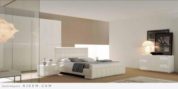 احدث غرف نوم عرسان كاملة بسيطة جداً