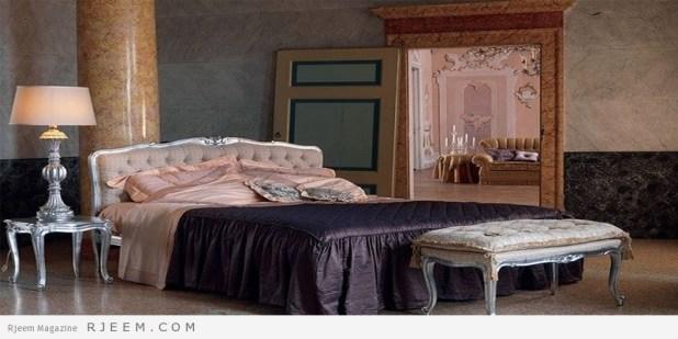 غرف نوم كلاسيك شيقة جداً