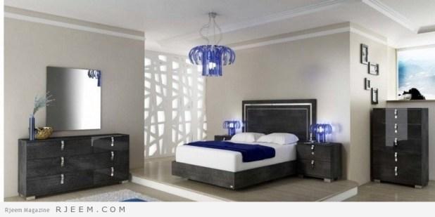 احدث غرف نوم عرسان كاملة رائعة