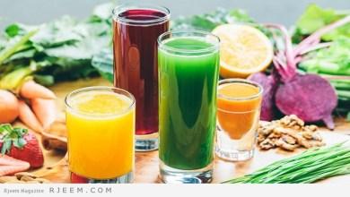 Photo of 5 مشروبات رائعة لخسارة الوزن الزائد
