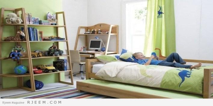 ديكورات غرف نوم اطفال ولادي