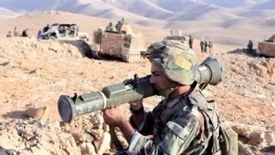 Photo of الجيش اللبناني: تحرير أكثر من 80% من أراضٍ سيطر عليها داعش