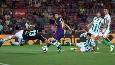 Photo of الدوري الإسباني: بداية هزيلة لبرشلونة وميسي أمام بيتيس