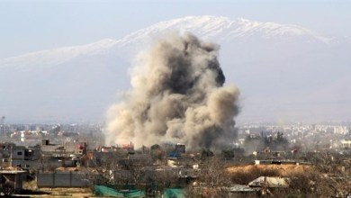Photo of قصف روسي كثيف لمناطق سيطرة داعش بريف حماة الشرقي
