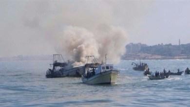 Photo of غزة: زوارق إسرائيلية تطلق النار صوب قوارب الصيادين
