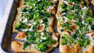 Photo of طريقة سهلة وبسيطة لتحضير بيتزا بالقرنبيط