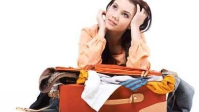 Photo of قائمة السفر: قائمة أغراض المسافر عند تحضير حقيبة السفر